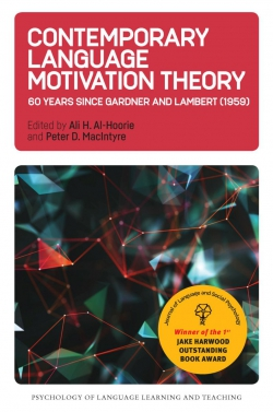 Jacket Image For: Contemporary Language Motivation Theory
