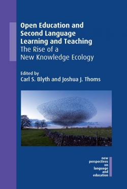 Jacket image for Open Education and Second Language Learning and Teaching
