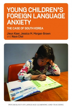 Jacket image for Young Children's Foreign Language Anxiety