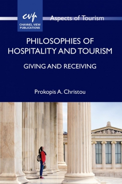 Jacket image for Philosophies of Hospitality and Tourism